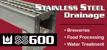 SS600 Stainless Trench Drain